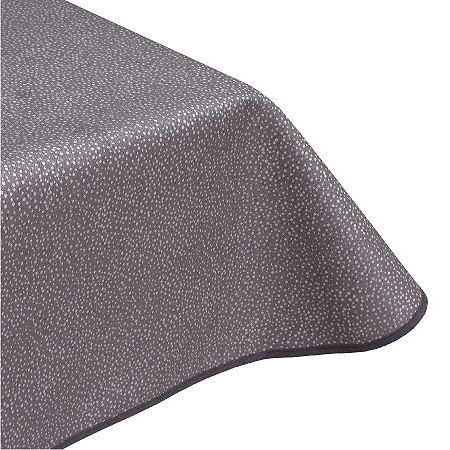 Speckled Pewter acrylic tablecloth
