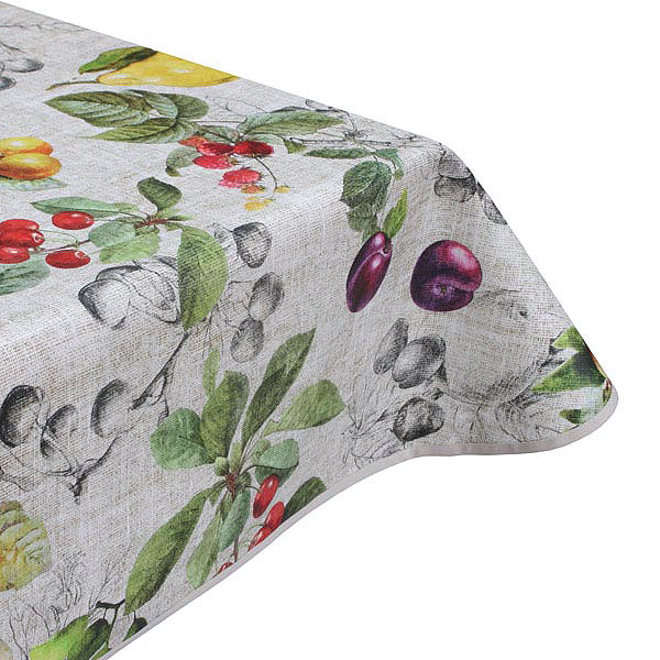 Five A Day Acrylic Tablecloth