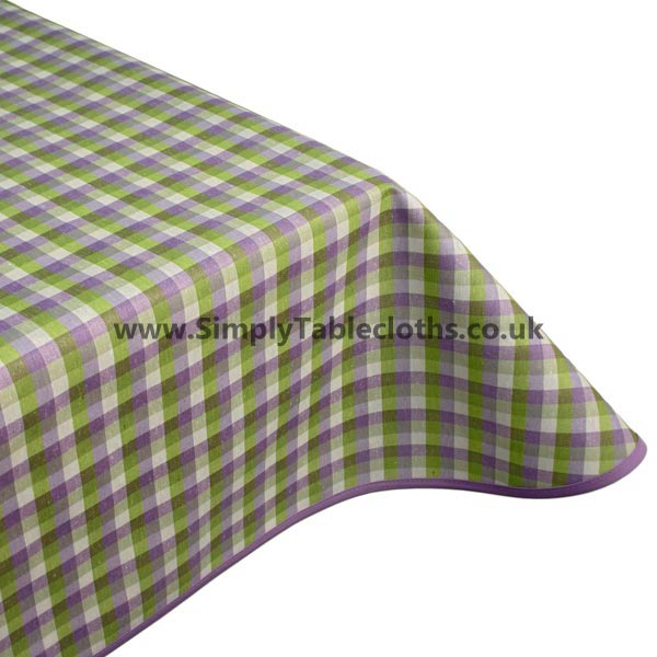 Boston Teflon Coated Tablecloth
