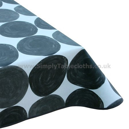 Creative Black Teflon Tablecloth