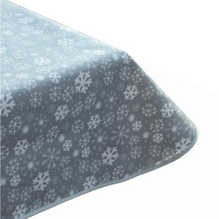 Snowy-Grey-Oilcloth-Tablecloth