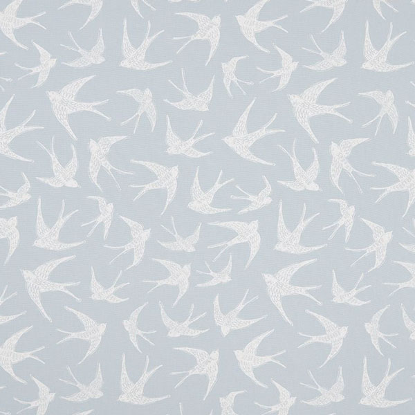 Swallows Duckegg Oilcloth Tablecloth