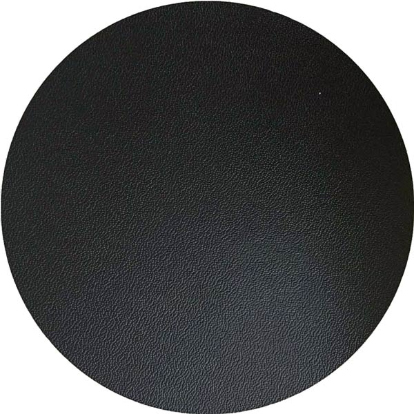 Round Table Felt Black