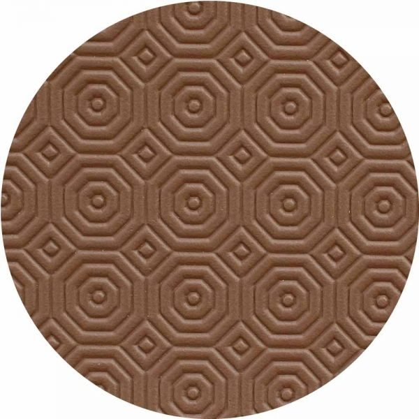 Round Brown Protector
