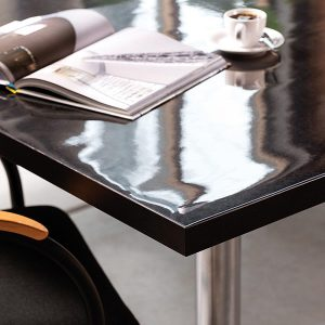 Clear Table Protector - Extra Thick
