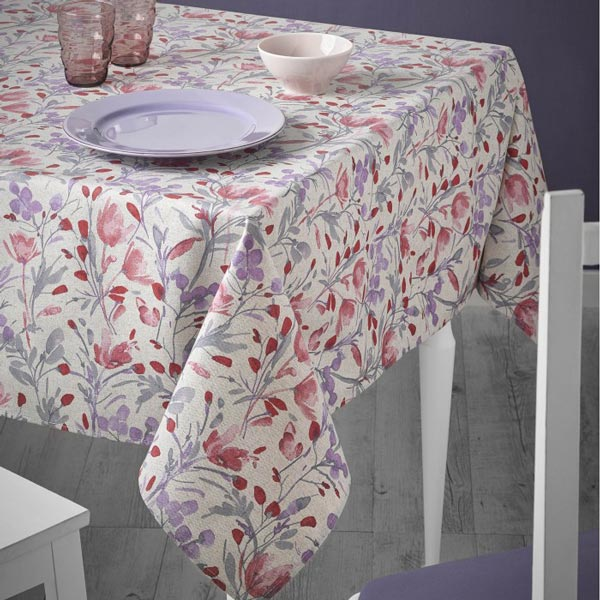 Delphine Teflon Tablecloth